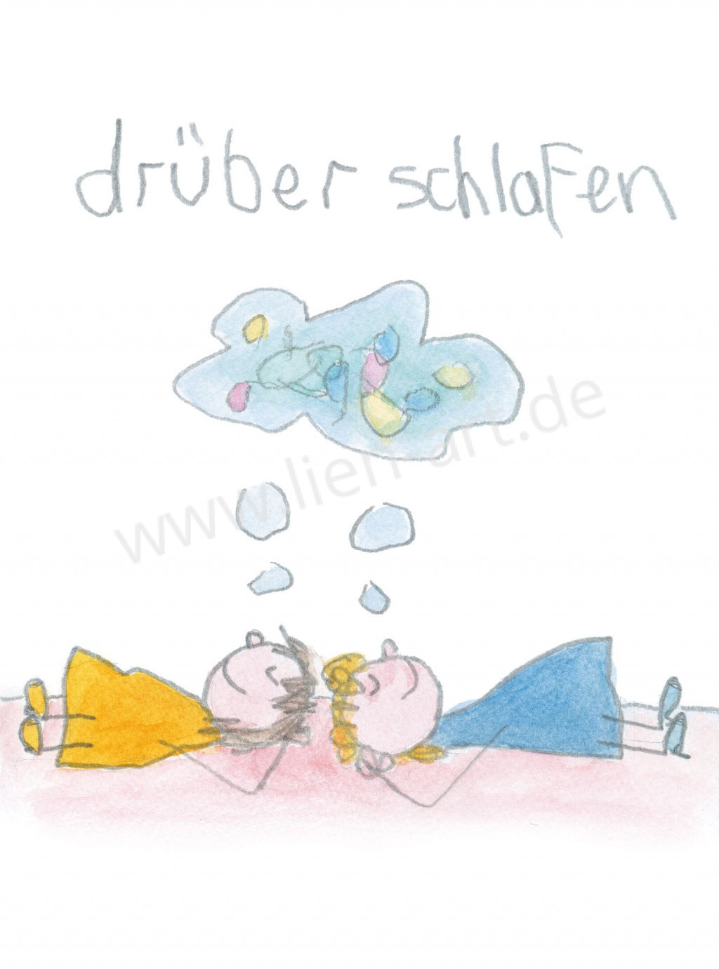 G-Drueberschlafen
