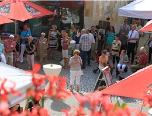 LienArt® auf regionalen Künstlermärkten