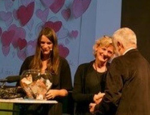 LienArt® Bild auf Charity-Gala versteigert