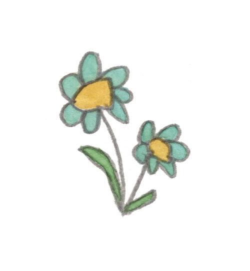 Floral und blumig
